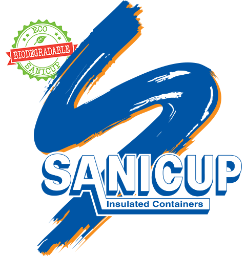 Sanicup Insulated Container